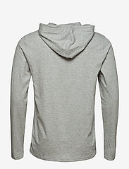 Polo Ralph Lauren Underwear - Cotton-Blend Sleep Hoodie - hoodies - andover heather - 1