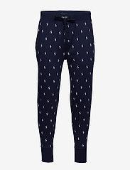 Polo Ralph Lauren Underwear - Allover Pony Cotton Jogger - pyjamas - cruise navy aopp - 0