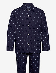 Polo Ralph Lauren Underwear - Cotton Sleep Set - pyjamas - cruise navy / blu - 0
