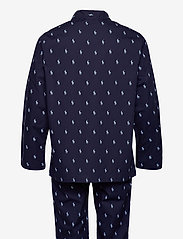 Polo Ralph Lauren Underwear - Cotton Sleep Set - pyjama's - cruise navy / blu - 1