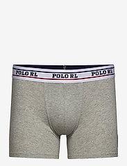 Polo Ralph Lauren Underwear - COTTON/ELASTANE-1PK-BXB - boxers - andover heather - 0