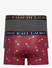 Polo Ralph Lauren Underwear - COTTON/ELASTANE-2PK-TRN - boxers - 2pk windsor hthr/ - 1