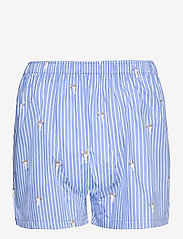 Polo Ralph Lauren Underwear - Polo Bear Striped Cotton Boxer - boxers - tennis bear strip - 1