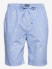 Polo Ralph Lauren Underwear - COTTON-SSH-SLB - pyjamas - tennis bear strip - 0