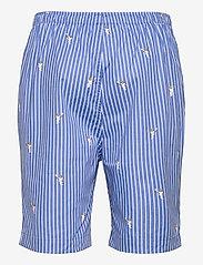 Polo Ralph Lauren Underwear - Polo Bear Striped Cotton Pajama Set - pyjamas - tennis bear strip - 3