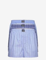 Polo Ralph Lauren Underwear - Cotton Boxer 3-Pack - boxer shorts - 3pk bsr blu/blue - 0