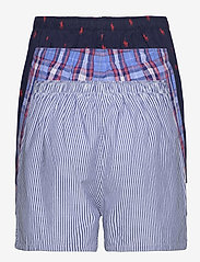Polo Ralph Lauren Underwear - Cotton Boxer 3-Pack - boxers - mad strp/jms pld/ - 1