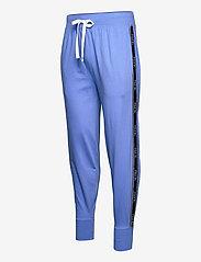 Polo Ralph Lauren Underwear - Logo-Tape Cotton Jersey Jogger - bottoms - bermuda blue - 2