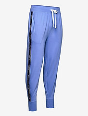 Polo Ralph Lauren Underwear - Logo-Tape Cotton Jersey Jogger - bottoms - bermuda blue - 3
