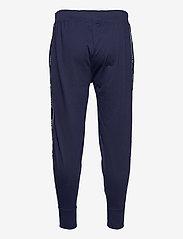 Polo Ralph Lauren Underwear - Logo-Tape Cotton Jersey Jogger - bottoms - cruise navy - 1