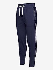 Polo Ralph Lauren Underwear - Logo-Tape Cotton Jersey Jogger - bottoms - cruise navy - 2