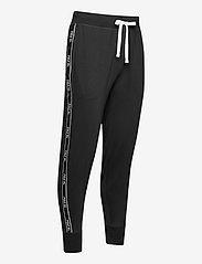 Polo Ralph Lauren Underwear - Logo-Tape Cotton Jersey Jogger - bottoms - polo black - 3