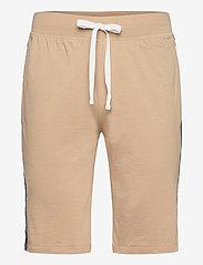 Polo Ralph Lauren Underwear - Slim Jersey Sleep Short - bottoms - vintage khaki - 0