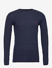 Polo Ralph Lauren Underwear - 0 - basic knitwear - cruise navy - 0