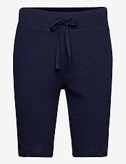 Polo Ralph Lauren Underwear - Slim Waffle-Knit Sleep Short - bottoms - cruise navy - 0