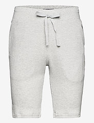 Polo Ralph Lauren Underwear - Slim Waffle-Knit Sleep Short - bottoms - english heather - 0