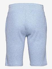 Polo Ralph Lauren Underwear - Slim Waffle-Knit Sleep Short - bottoms - new powder blue h - 1