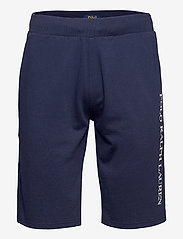 Polo Ralph Lauren Underwear - Slim Cotton-Blend Sleep Short - bottoms - cruise navy - 0