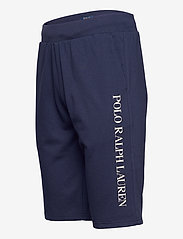 Polo Ralph Lauren Underwear - Slim Cotton-Blend Sleep Short - bottoms - cruise navy - 2