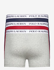 Polo Ralph Lauren Underwear - Classic Stretch-Cotton Trunk 3-Pack - boxers - 3pk and htr/eaton - 1