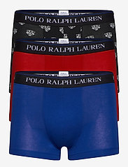 Polo Ralph Lauren Underwear - Classic Stretch-Cotton Trunk 3-Pack - boxers - 3pk red/sph str/b - 0