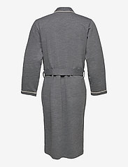 Polo Ralph Lauren Underwear - Cotton-Blend Jersey Robe - peignoirs - charcoal heather - 1