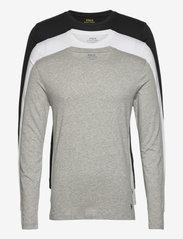 Polo Ralph Lauren Underwear - 0 - basic t-shirts - 3pk white/black/a - 0
