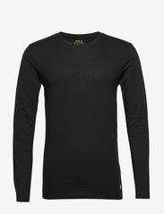 Polo Ralph Lauren Underwear - 0 - basic t-shirts - 3pk white/black/a - 4