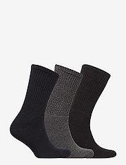 Polo Ralph Lauren Underwear - Crew Sock 3-Pack - regular socks - asst[navy,charc - 1