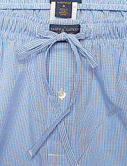 Polo Ralph Lauren Underwear - Gingham Poplin Long Sleep Set - bottoms - lt blue mini gi - 5