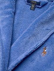 Polo Ralph Lauren Underwear - Cotton Terry Shawl Robe - badjassen - bermuda blue - 2