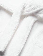 Polo Ralph Lauren Underwear - Cotton Terry Shawl Robe - robes - white multi pp - 4