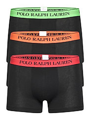Stretch-Cotton Trunk 3-Pack - 3PK BLK GRN/BLK O