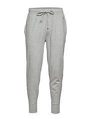Cotton Jersey Jogger Pant - ANDOVER HEATHER