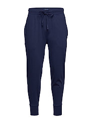 Cotton Jersey Jogger Pant - CRUISE NAVY