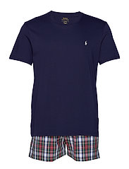 Polo Ralph Lauren Underwear COTTON-GFB-SST - GB CRUISE NAVY/WI