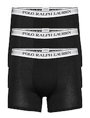 Cotton Boxer Brief 3-Pack - 3PK BLACK/BLACK/B
