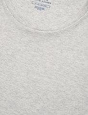 Polo Ralph Lauren Underwear - LIQUID COTTON-CRW-STP - kurzärmelig - english heather - 2