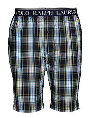 Cotton Sleep Short - WALES PLAID