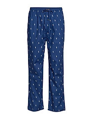Cotton Sleep Pant - FALL ROYAL AOPP N