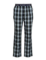 Cotton Sleep Pant - WALES PLAID