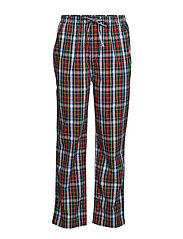 Cotton Sleep Pant - WILLIAM PLAID