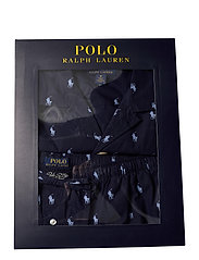 Polo Ralph Lauren Underwear - Cotton Sleep Set - pyjama's - cruise navy / blu - 4