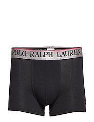 Polo Ralph Lauren Underwear TRUNK-SINGLE-TRUNK - POLO BLACK SILVER
