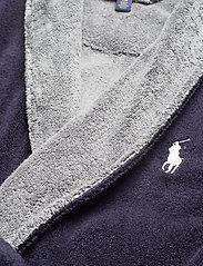 Polo Ralph Lauren Underwear - Big Pony Cotton Terry Robe - robes - cruise navy museu - 2
