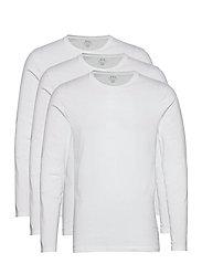 COTTON-3PK-UCR - 3PK WHITE/WHITE/W