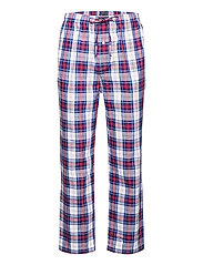 Plaid Pajama Pant - BOND PLAID
