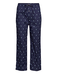 Plaid Pajama Pant - CRUISE NAVY / BLU
