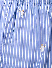 Polo Ralph Lauren Underwear - Polo Bear Striped Cotton Pajama Set - pyjamas - tennis bear strip - 6