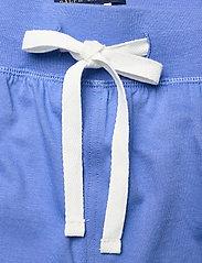 Polo Ralph Lauren Underwear - Logo-Tape Cotton Jersey Jogger - bottoms - bermuda blue - 5
